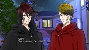 Crow & Servillah