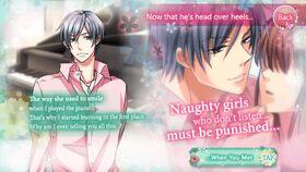 Chihiro Kikuhara character description (2)