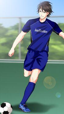 Toranosuke Hajime - Office Sports Event (1)