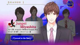 Junpei Miyashita character description (1)