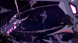 Intro - Galra core fleet