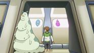 S2E07.143. Pidge trying to discern alien bathroom symbols