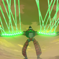 Do you really need that many lasers, bro?