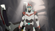 S2E01.224. Keith looking for Shiro near Lion