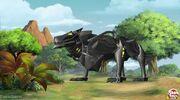 Predator-robeast-wolf