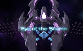 Voltron S2 Title Eye of the Storm