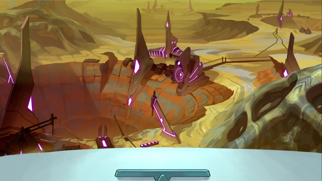 File:116. First view of Galra mines on the Balmera.png