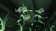 S2E10.283a. Shiro slices and dices two bots 2