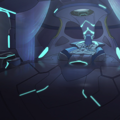 I know she's a Princess and all, but with only seven people aboard can't the Paladins get quarters like THAT too?