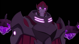 S2E05.26. Zarkon doesn't look too worried about losing them again