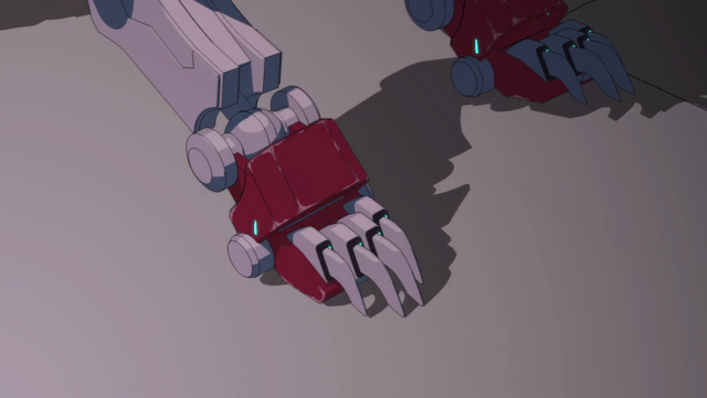 File:188. Red Lion paw, claw detail.png