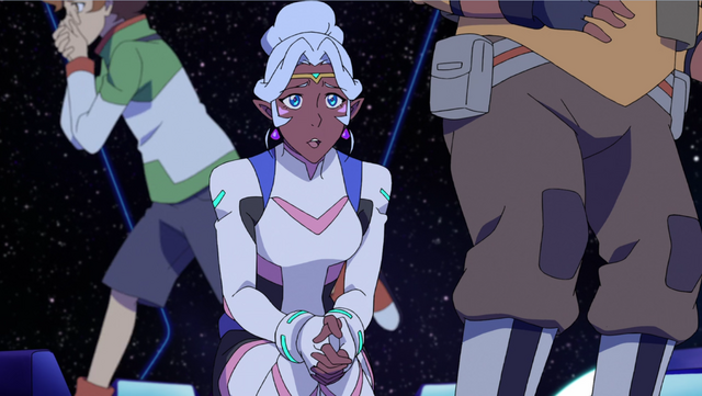 File:S2E05.60a. Pidge pulling a Hunk in the bg LOL 2.png