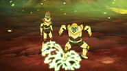 S2E09.145a. And Keith just lets him stomp on stuff 2