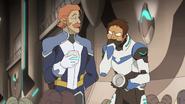 13 - Coran isn't impressed with Lance's liquor tolerance
