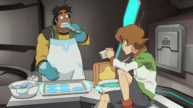 File:S2E05.107. Hunk's bite isn't as bad as his lions unfortunately.png