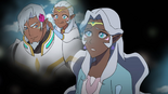 290. Alfor's memories Allura puts flower in hair 2