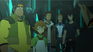 239. Team staring at Shiro freaking out