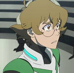 Pidge worried