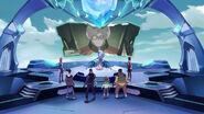 Team Voltron and Sendak