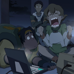Hunk just can not resist The Science.