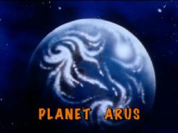 Screen-arus not earth