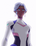 Allura new outfit