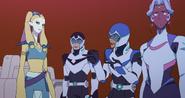 91. Lance flirts, Shiro and Allura groan