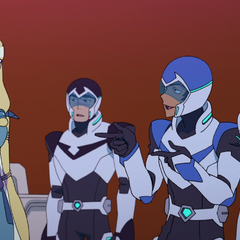 Lance, you're embarassing Mom and Dad.