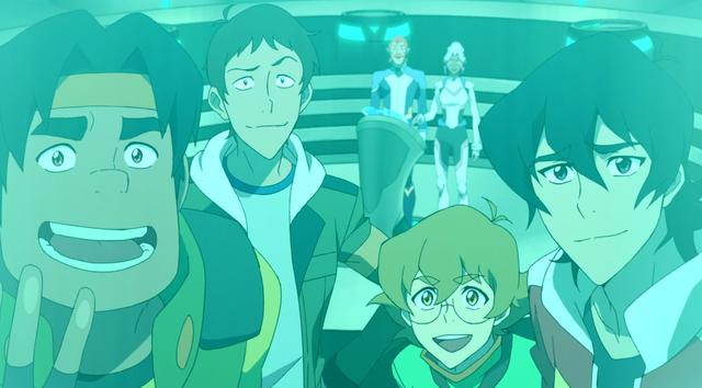 File:Pidge, Lance, Keith, Hunk, Allura and Coran (Shiro's Escape).png