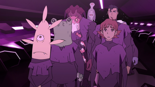 File:14. Matt Shiro and other aliens face the arena.png