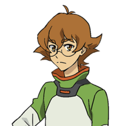 Pidge in her casual wear