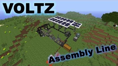 Voltz - Assembly Line Tutorial