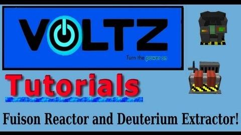 Updated Fusion Reactor and Deuterium Extractors (Atomic Science) Voltz Tutorial-0