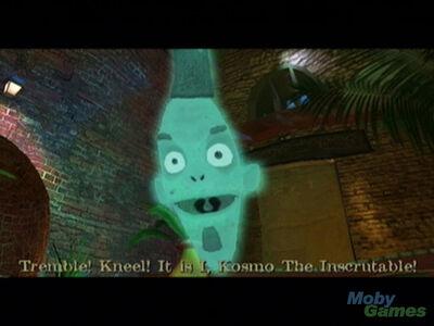 Kosmo the Inscrutable