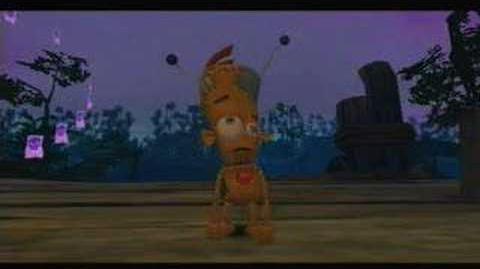 Voodoo Vince - The Bayou Crawdad Jimmys XBOX Gameplay