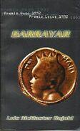 Spanish Barrayar 1999