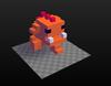 Orange Demon