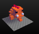 Orange Grunt