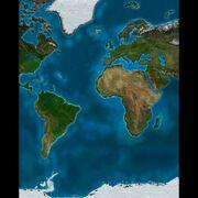 Atlantic Area - Map