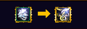 Expeditioner's Badge to Yalt's Badge