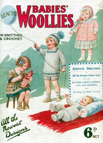 Leach's Baby cover