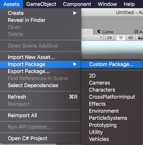 Custom Package Install