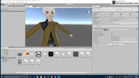 How to use MMD models in Unity and VRChat-1