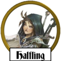 Halfling name icon