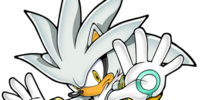 Silver the Hedgehog(Game Universe)