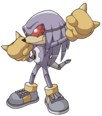 Mecha Knuckles