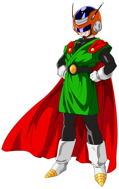 Great saiyaman by maffo1989-d41gxs3