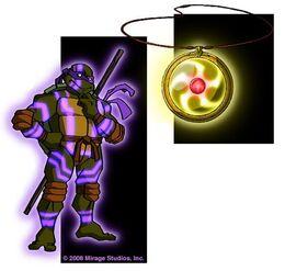 Don in Ninja Tribunal, Chi-Empowered