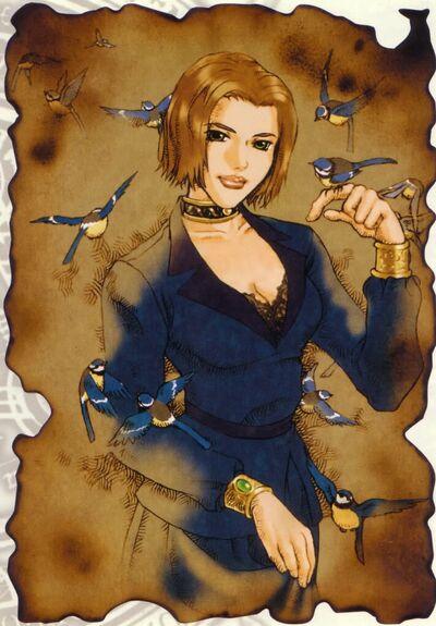 Koudelka Iasant Shadow Hearts