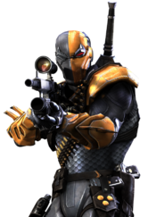 Deathstroke (Gods Among Us)